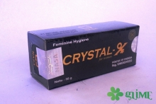 Crystal X Herbal Kewanitaan